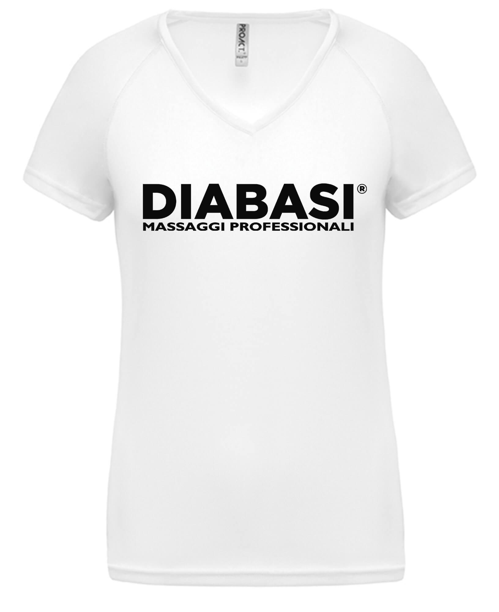 T-Shirt Tecnica Donna