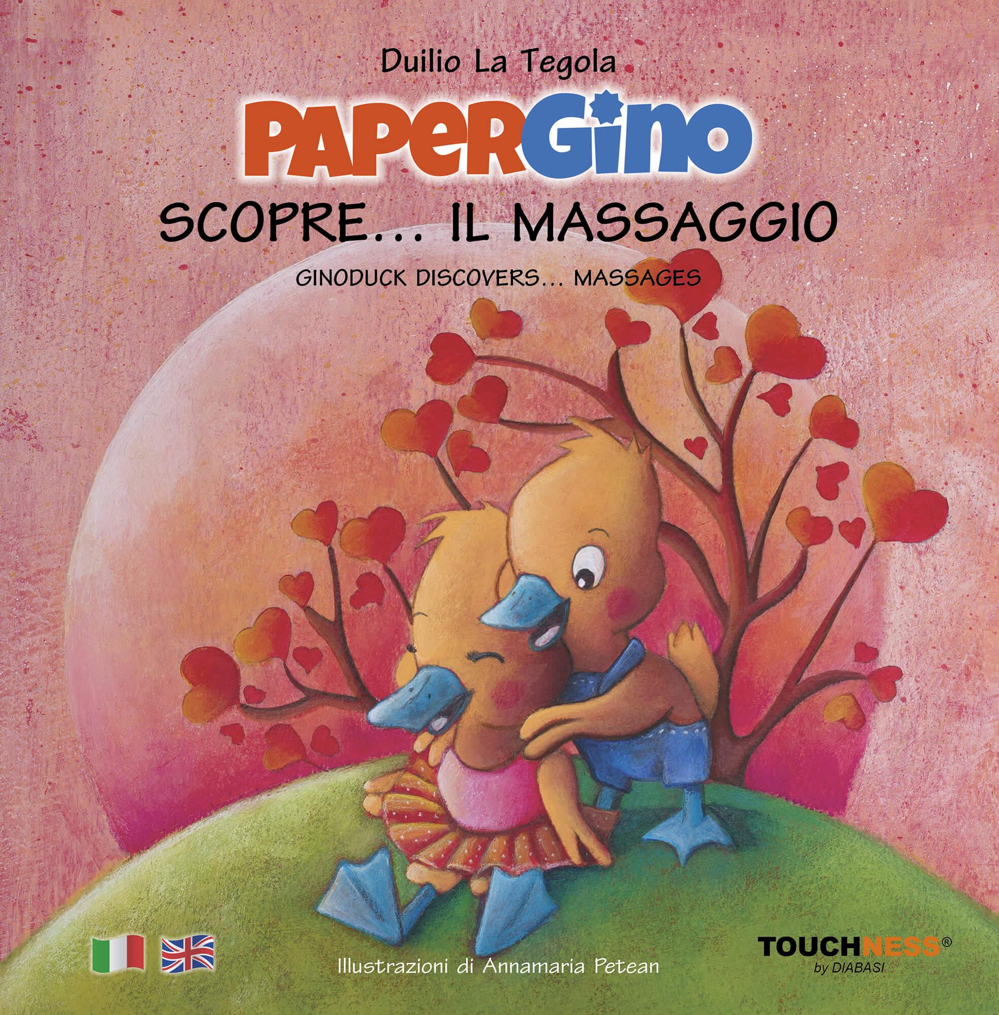 Duilio La Tegola - Papergino scopre...il Massaggio