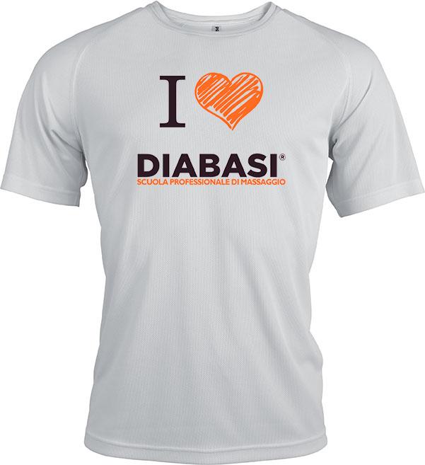 T-Shirt Love DIABASI® Unisex