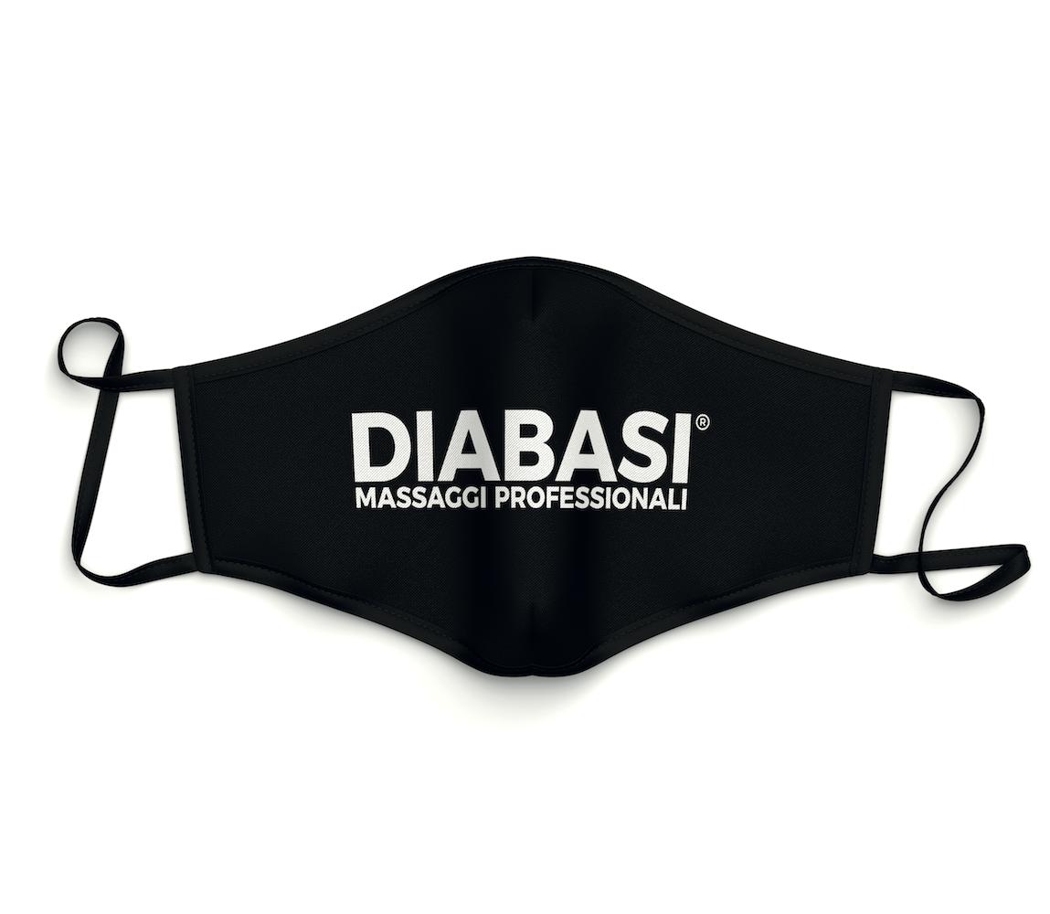 Mascherina DIABASI® Massaggi Professionali
