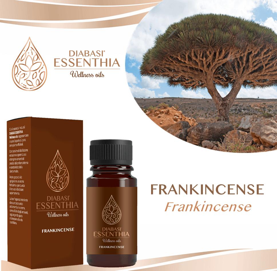 DIABASI ESSENTHIA - Frankincense