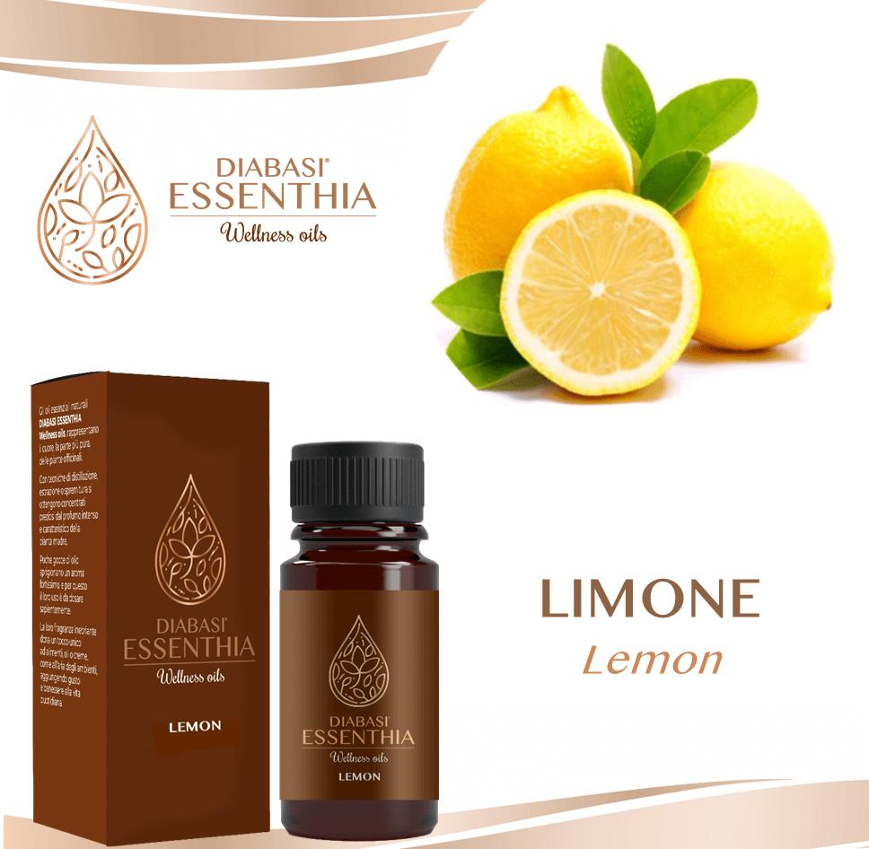 DIABASI ESSENTHIA - Limone