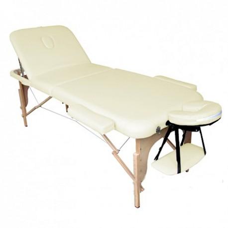 Lettino da Massaggio Panna